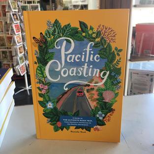 Pacific Coasting by Danielle Kroll