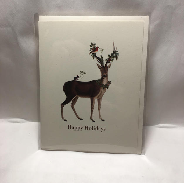 Decorated Deer - P Flynn Design