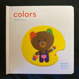 Colors by Xavier Deneux