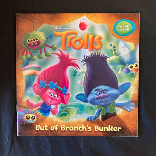 Trolls: Out of Branch's Bunker