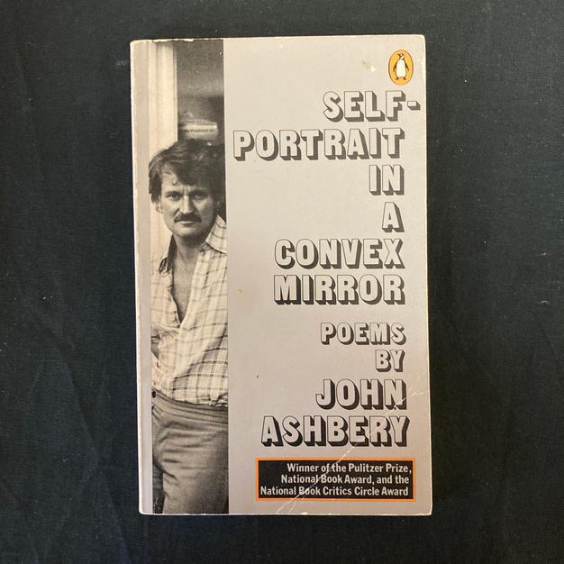 Self-Portrait in a Convex Mirror by John Ashbery