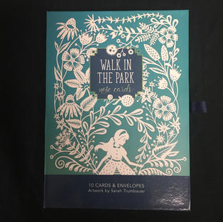 Walk in the Park - Sarah Trumbauer (front)