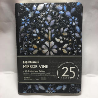 Mirror Vine - Lined Medium Paperblanks Journal