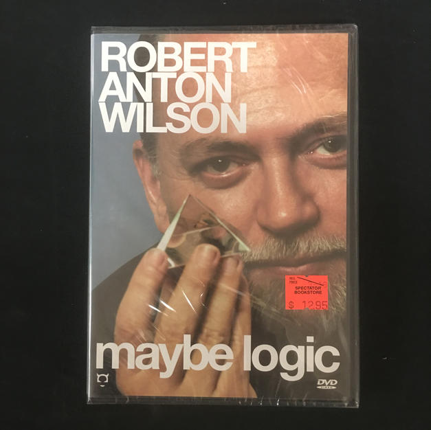 DVD - Robert Anton Wilson - Maybe Logic
