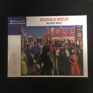 Black Belt - Archibald Motley