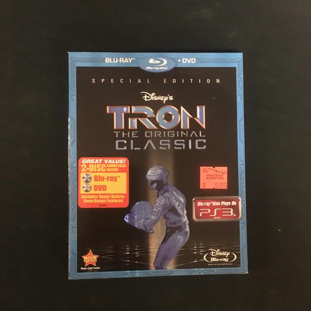 Blu-Ray / DVD - Tron