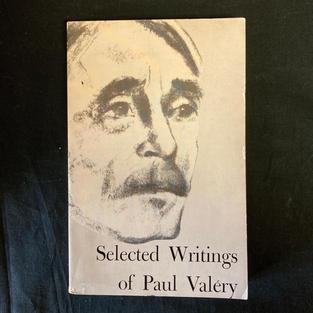 Selected Writings of Paul Valery
