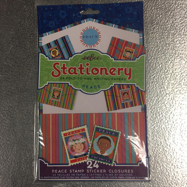 Eeboo Stationery Set