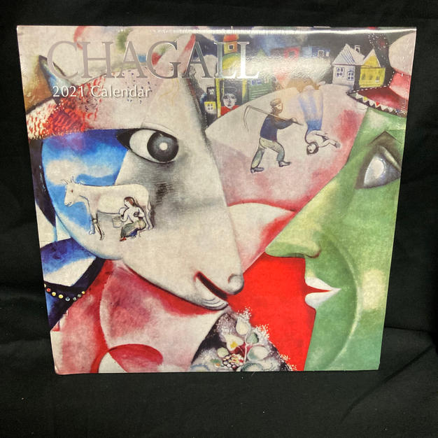 2021 Wall Calendars - Chagall