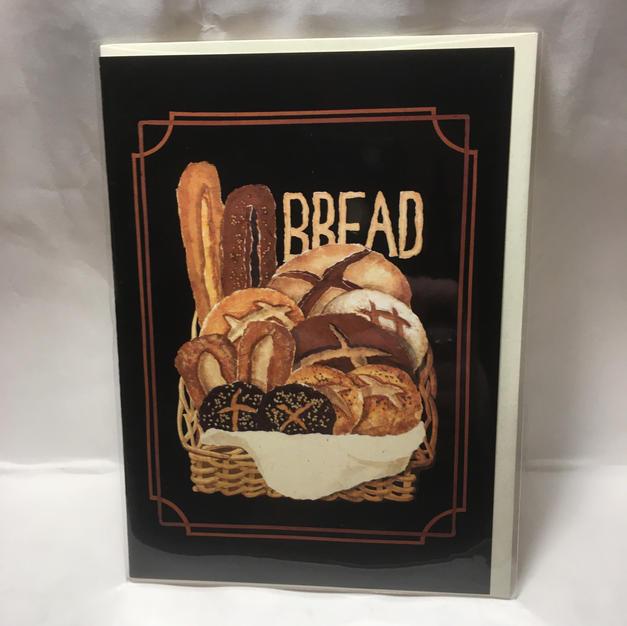 Bread - Nancy Overton