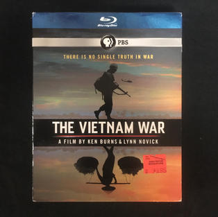 Blu-ray - Ken Burns Vietnam War