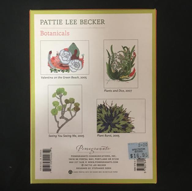 Botanicals - Pattie Lee Becker (back)