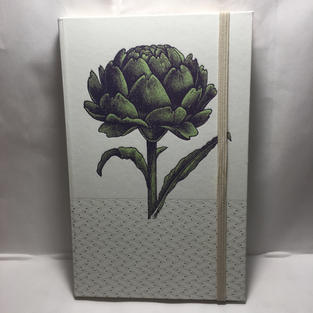 Artichoke - Lined Journal
