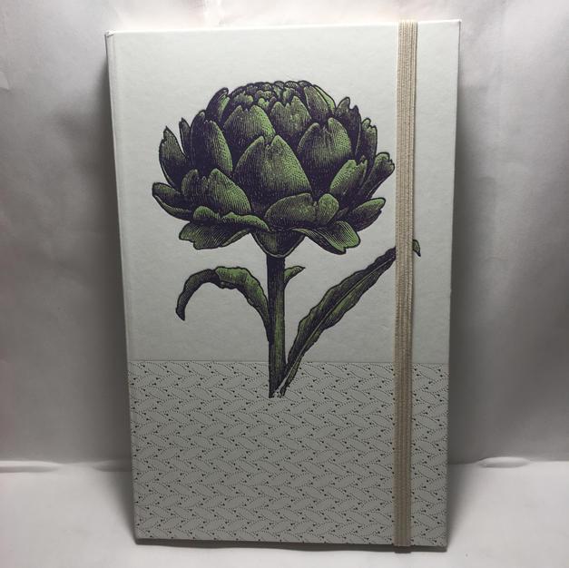 Artichoke - Lined Journal