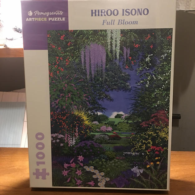 Full Bloom - Hiroo Isono