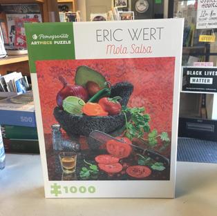Mola Salsa, Eric Wert