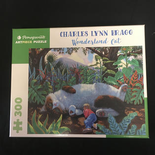 Wonderland Cat - Charles Lynn Bragg