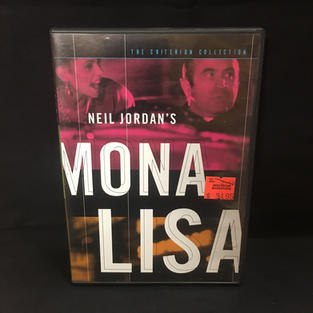 DVD - Mona Lisa - Criterion