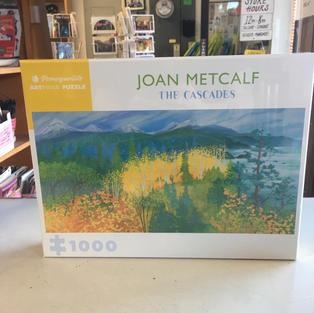 The Cascades, Joan Metcalf
