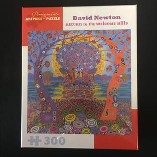 Return to the Welcome Hills - David Newton