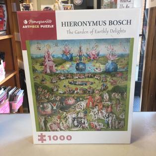 Garden of Earthly Delights, Hieronymous Bosch