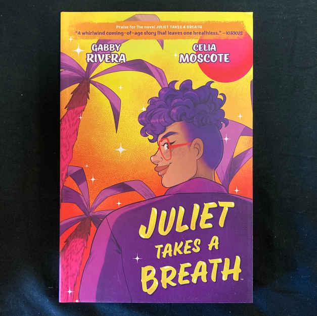 Juliet Takes a Breath by Gabby Rivera and Celia Moscote