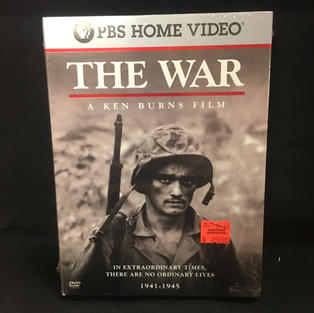 DVD - Ken Burns - The War
