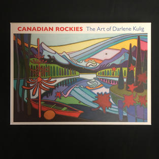 Canadian Rockies - Darlene Kulig (front)