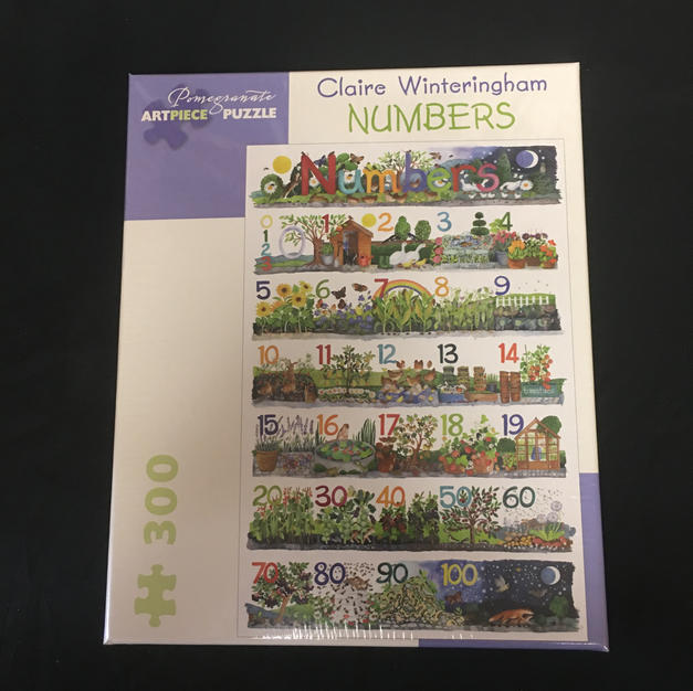 Numbers - Claire Winteringham