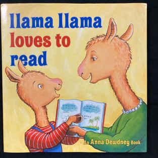 Llama Llama Loves to Read by Anna Dowdney