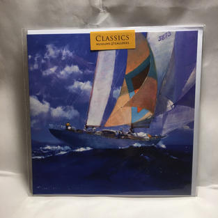 Sailboat - Square - Notes & Queries