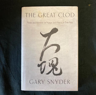 The Great Clod by Gary Snyder