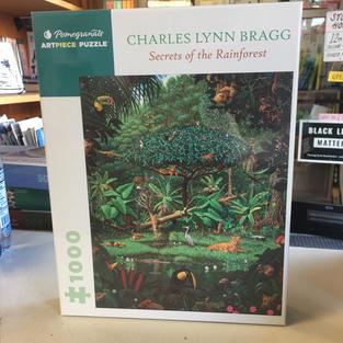 Secrets of the Rainforest, Charles Lynn Bragg