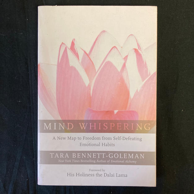 Mind Whispering by Tara Bennett-Goleman