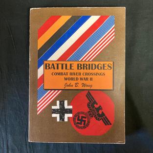 Battle Bridges by John B Wong