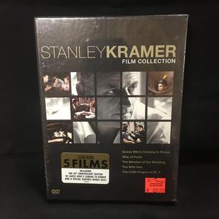 DVD - Stanley Kramer Box Set - 5 films