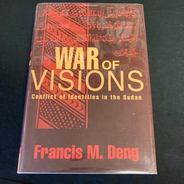 War of Visions by Francis M Deng