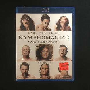 Blu-ray - Nymphomaniac Volume I and Volume II