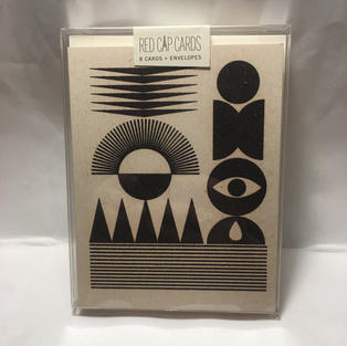 Magee Eye Collage Boxed Cards