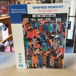 The Dirty Spoon Cafe - Winfred Rembert