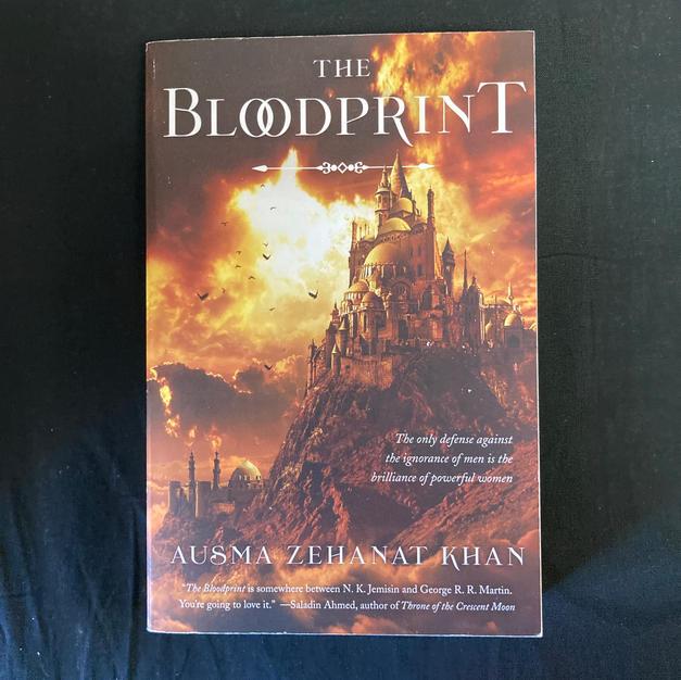 The Bloodprint by Ausma Zeharat Khan