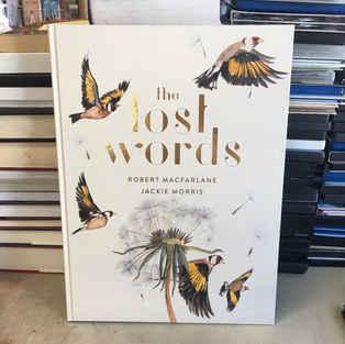 The Lost Words by Robert MacFarlane