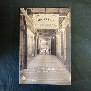 Ghosts of Alcatraz by Kathryn Vercillo