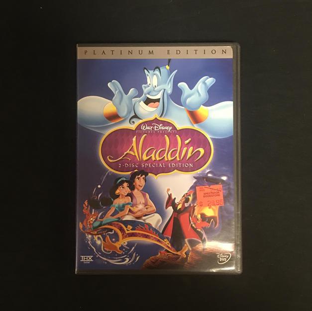 DVD - Aladdin