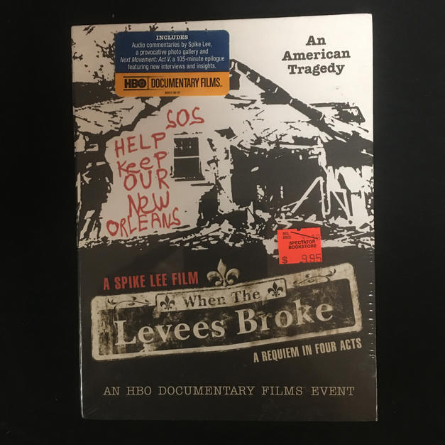 DVD - When the Levees Broke