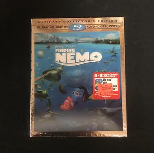 Blu-Ray / DVD Combo - Finding Nemo