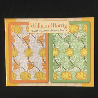 William Morris Dual-Deck Playing Cards