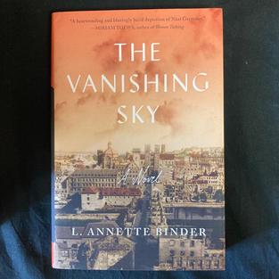 The Vanishing Sky by L Annette Binder