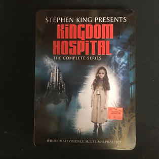 DVD - Stephen King Kingdom Hospital