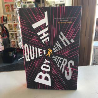 The Quiet Boy by Ben H Winters